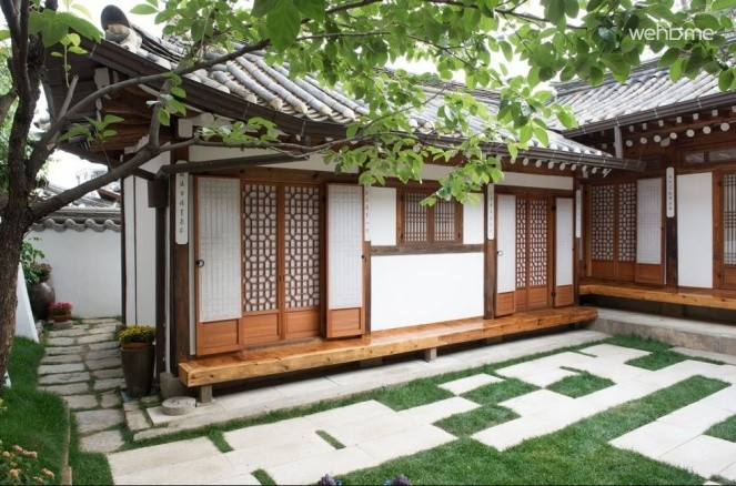 [Bukchon] Boutique Hanok Hotel Haeinjung: Red Room
