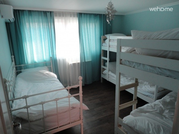 5 Bunk Beds Dormitory @Xeromine, itaewon