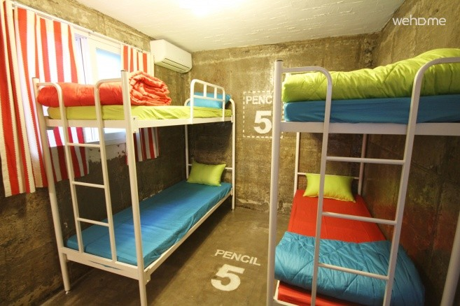 Yeonsinnae Mecca of Seoul, Economic dorm room 4 bed room 1