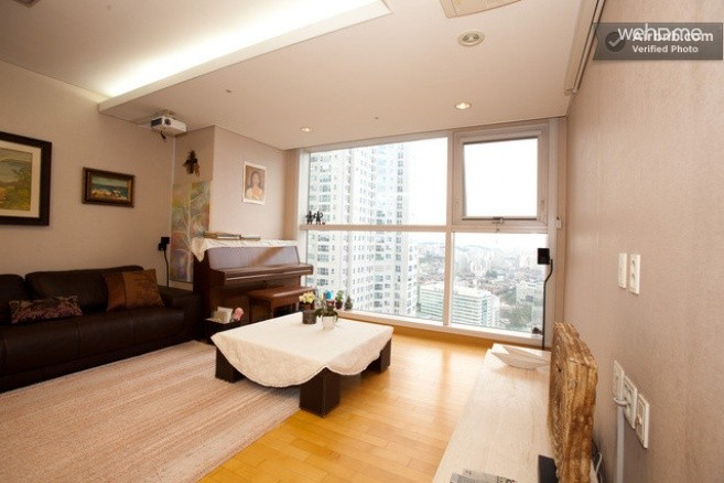 luxury starcity apartment in Seoul
