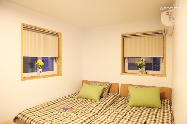 [Hongdae/Seoul] HaTo@ for 4 person Room
