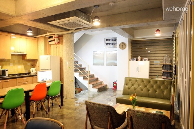 [Hongdae/Seoul] HaTo@ for 4 person Room