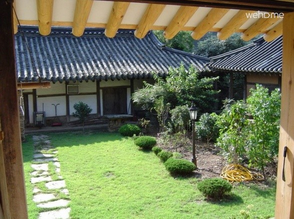 Choeyoungdeok town high school children, everything old house - juksil