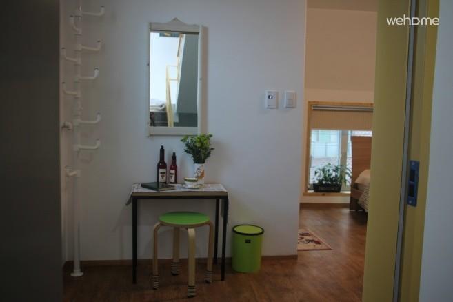 [Hongdae/Seoul] HaTo@ for 3person Room