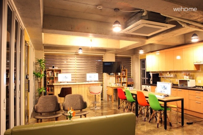 [Hongdae/Seoul] HaTo@ for 2 person Room