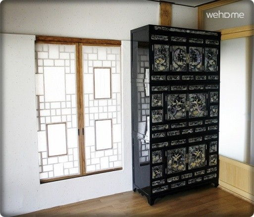 Danchon Chungbuk vow old house-room main house Moran