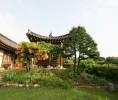 Danchon Chungbuk vow old house - white dandelions room Sarangchae