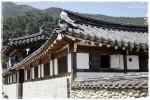 Danchon Chungbuk vow old house - the scholar debt (haengrangchae) sanjakyak thread