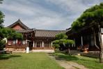 Danchon Chungbuk vow old house - the scholar debt (haengrangchae) Hwangtobang