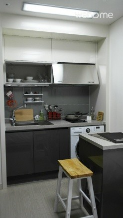 A snug studio near Myeongdong
