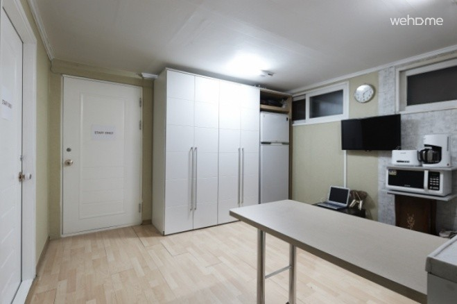Private Twin Room With Kitchen