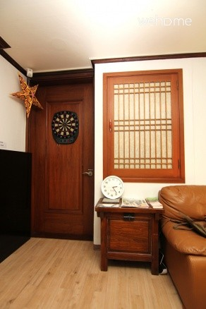 GANGNAM DOUBLE TIGER : 2 BED ROOM