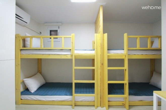 [Dowels] Dormitory Guest House Cocoon Stay 4