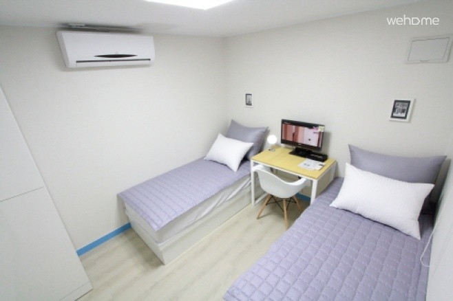 [Dowels] Cocoon Stay Guest House Twin room