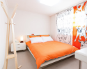 Hongdae Urbanwood Guesthouse - Golden Field (deluxe double room)