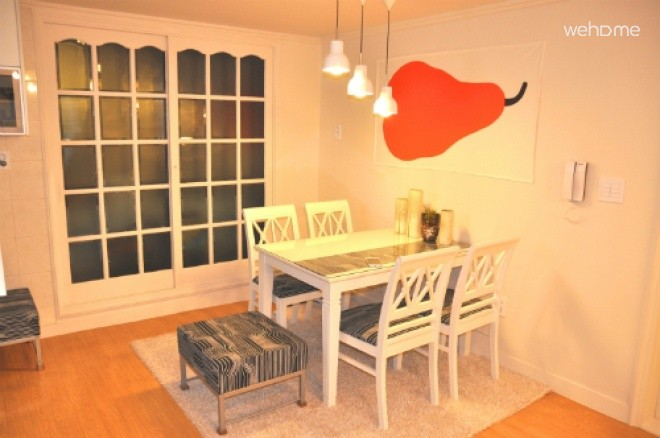 Hongdae Urbanwood Guesthouse - Golden Field (deluxe double room)