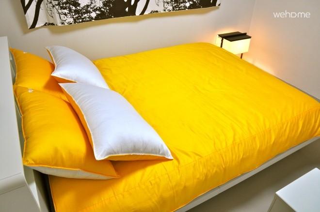 Hongdae Urbanwood Guesthouse - Oriental Sun (deluxe double room)