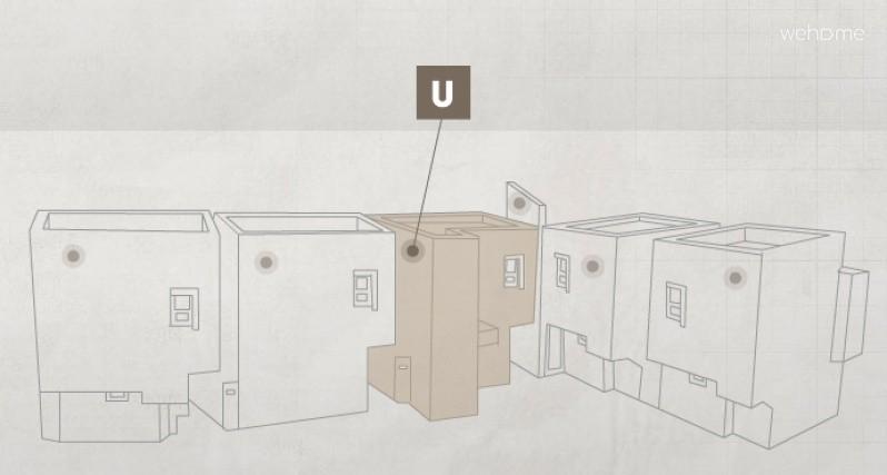 """""""U"""" -room"""