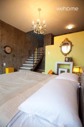 """金银岛南海,现代的,复古的小旅馆 - """"I-ROOM"""""""