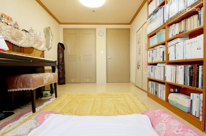 [Open Sale!] Citrus fragrance for women only Dongdaemun homestay _ room 2