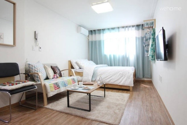 My Home in Seoul station (2 bed room)
