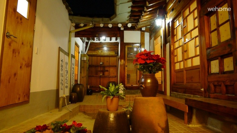 Hanok Guesthouse 201: Double Room