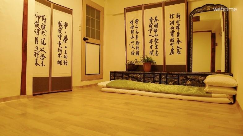 韩屋客房202:家庭室