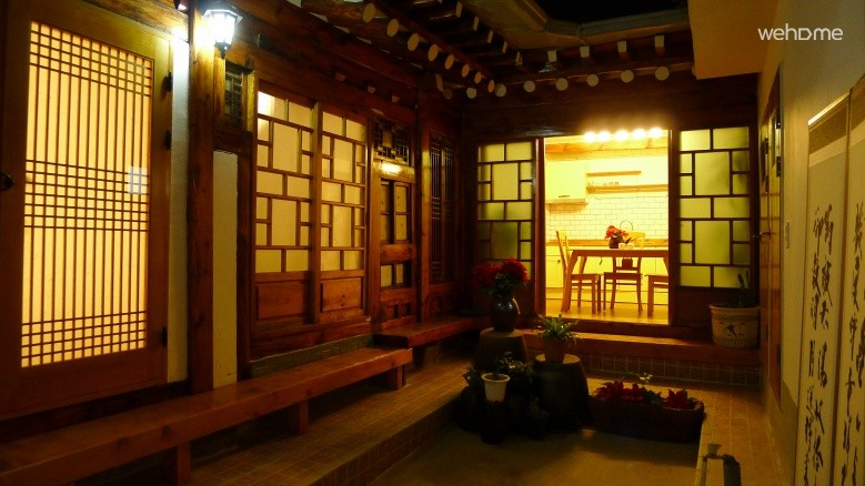 Hanok Guesthouse 202: Triple Room