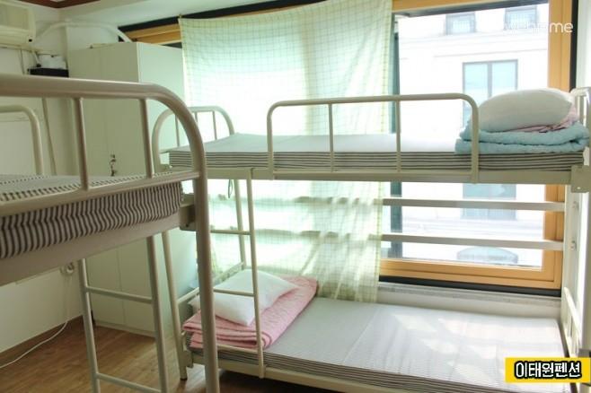 Private Twin Room w free wifi @ Itaewon