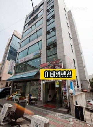 3 bed room sunny apartment itaewon