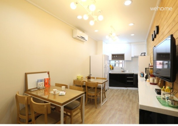 The white house, Seochon Gyeongbokgung Twin Room