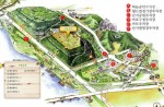 World cup park Map