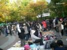 HongDae Flee Market (Hongdae Flea Market)