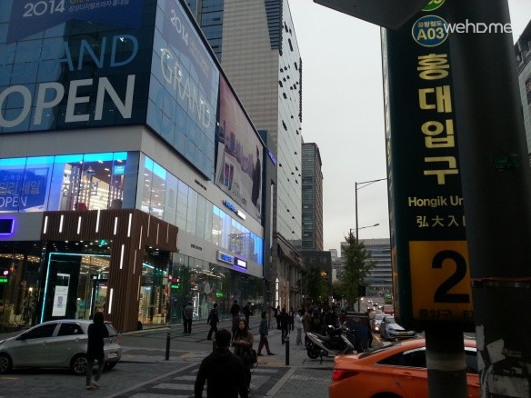 Studio in Hongdae Seoul (up to 3PAX)