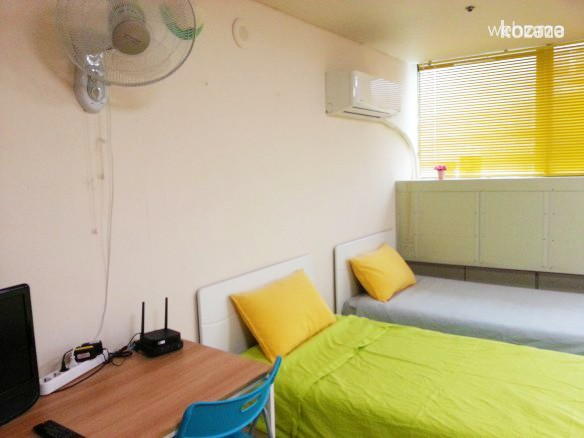 Studio near by Hongdae (2 PAX)
