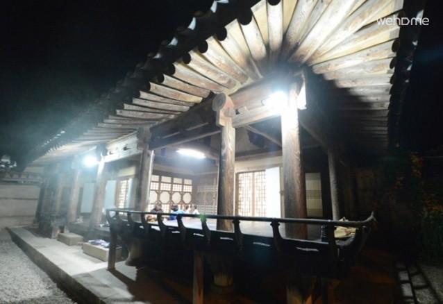 Wonhak expensive (Shin expensive) Sarangchae middle room