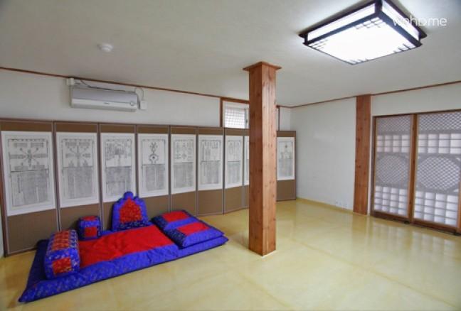 Wonhak expensive (Shin expensive) Sarangchae next room.