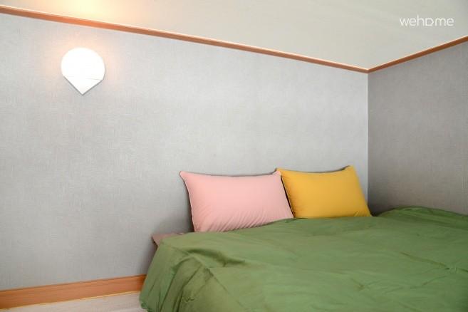 Entire Studio Hongdae (2 Double Bed)