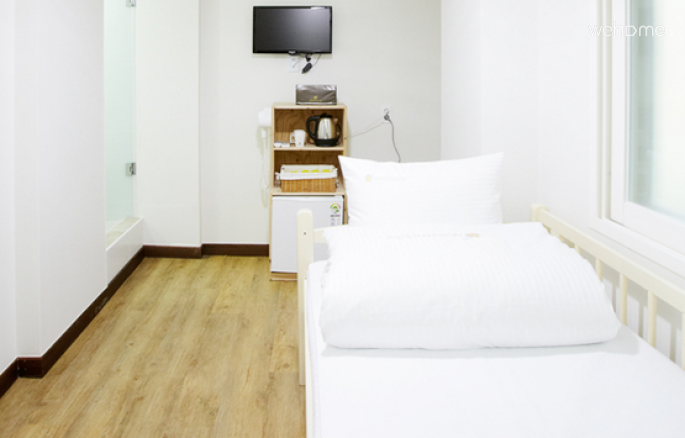 24 Guest House Shinchon Style - Single/Twin Room