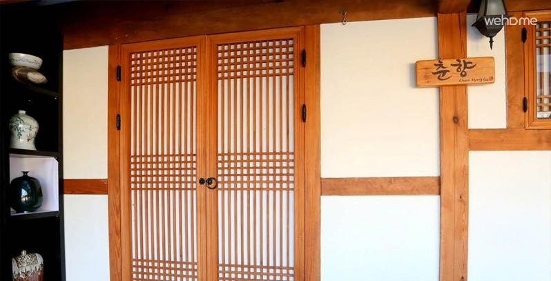 [Jeonju Hanok Village] Soripunggyeong Room1
