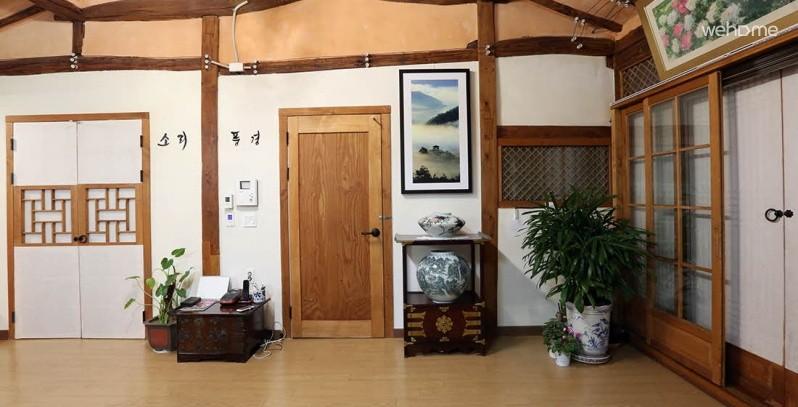 [Jeonju Hanok Village] Soripunggyeong Room4