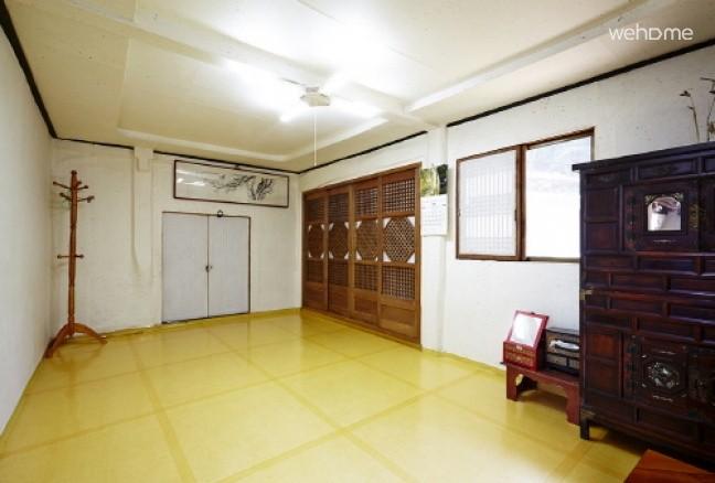 Fill gyejae, 200 years andongjang Mr. Close - master bedroom
