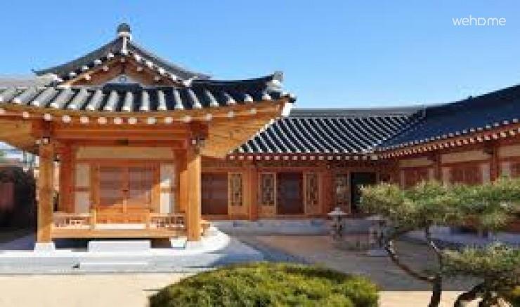Hwangnam Hall  Hotel-style Hanok Village