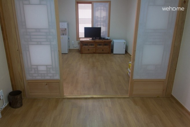 """Suncheon Prominent space, Hanok Hostel Eco Village """"- echo type A 2-dong"""