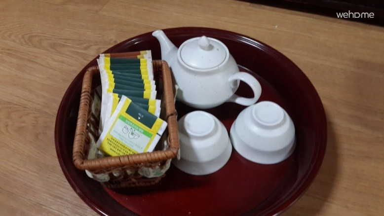Bamboo Guesthouse (Tea Guesthouse 2): Double room