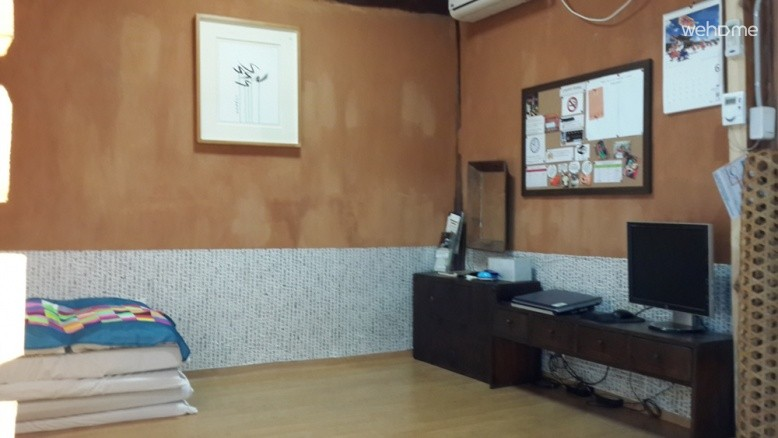 Bamboo Guesthouse (Tea Guesthouse 2): Big Double