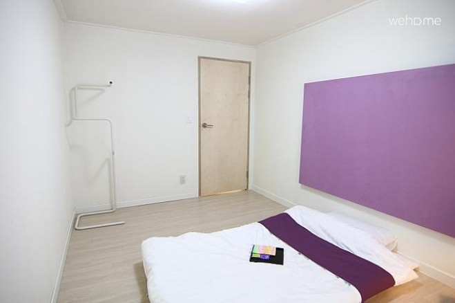 Women-only] Itaewon Hills Guest House - Purple Room