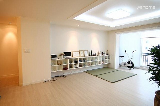 Women-only] Itaewon Hills Guest House - Green Room