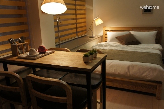 Entire Studio in Gangnam (up to 7 PAX)