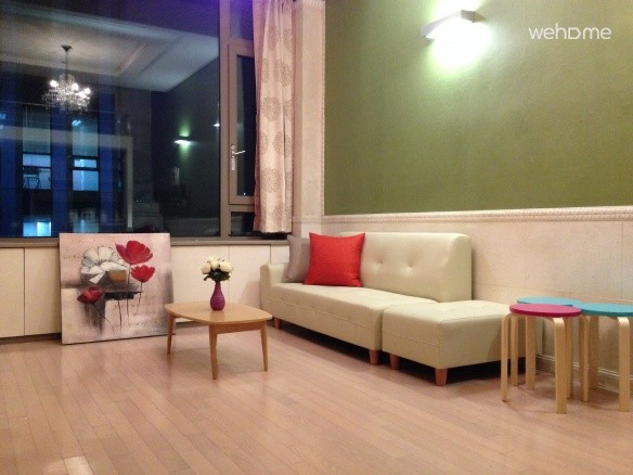 Fully furnished Studio in Gangnam (up to 4PAX)
